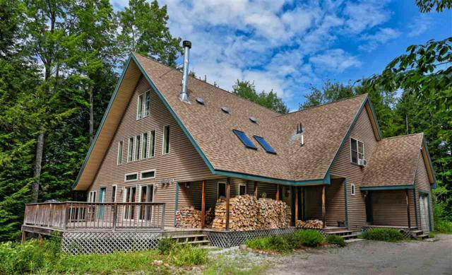 184 Brenner Drive, Conway, NH 03818 (MLS #4715556) :: The Hammond Team