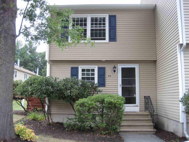 56 Durham Road #48, Dover, NH 03820 (MLS #4716005) :: The Hammond Team