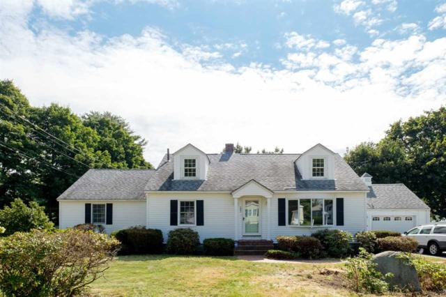 205 Coolidge Drive, Portsmouth, NH 03801 (MLS #4716064) :: Lajoie Home Team at Keller Williams Realty