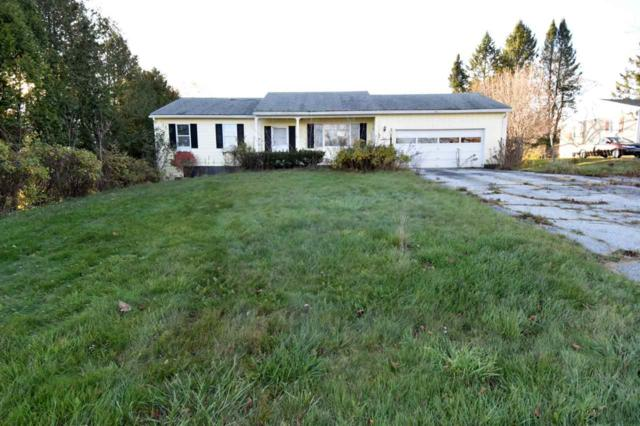 296 Beckley Hill Road, Barre Town, VT 05640 (MLS #4716317) :: The Gardner Group