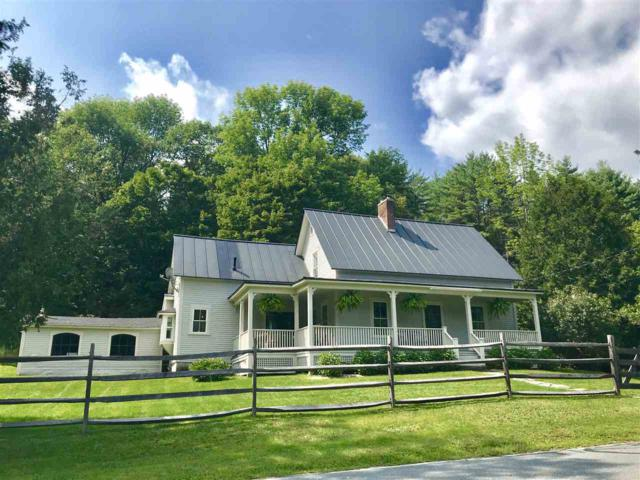 591 Goodrich Four Corners Road, Norwich, VT 05055 (MLS #4716461) :: Hergenrother Realty Group Vermont