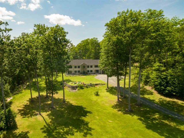 134 Goodrich Four Corners Road, Norwich, VT 05055 (MLS #4716906) :: Hergenrother Realty Group Vermont