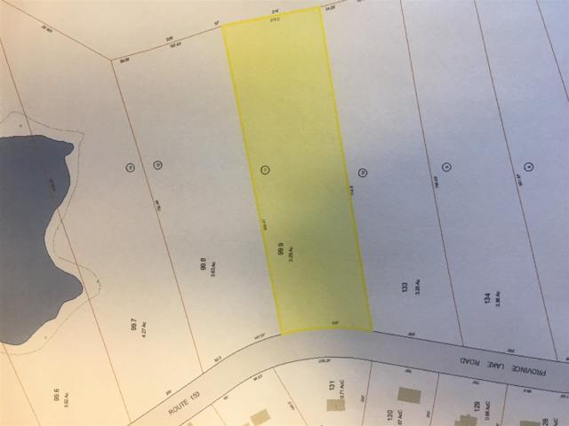 Lot 11 PP Province Lake Road, Wakefield, NH 03830 (MLS #4717062) :: The Hammond Team