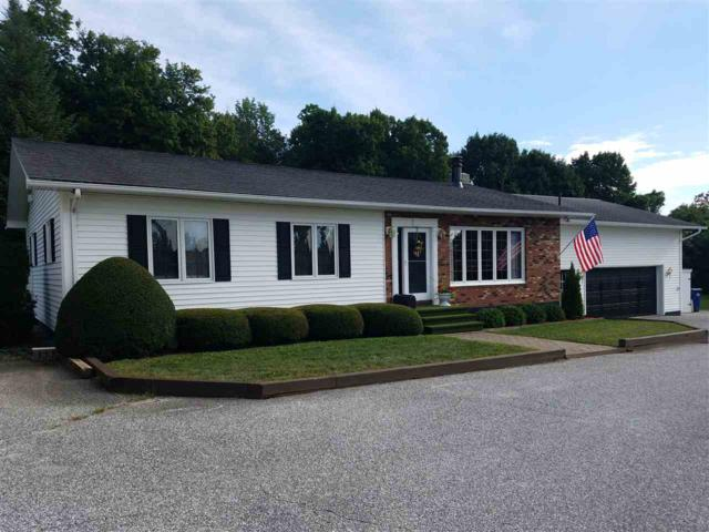 124 Mountain View Drive, Swanton, VT 05488 (MLS #4718180) :: The Gardner Group