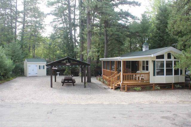 11 Whispering Pines Lane #443, Freedom, NH 03836 (MLS #4718377) :: Keller Williams Coastal Realty