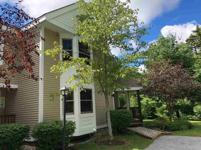45D Dover Springs Lane #156, Dover, VT 05356 (MLS #4718590) :: The Gardner Group
