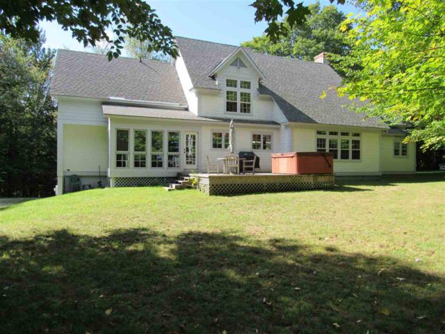 141 High Meadow Road C7 R, Winhall, VT 05340 (MLS #4719257) :: The Gardner Group