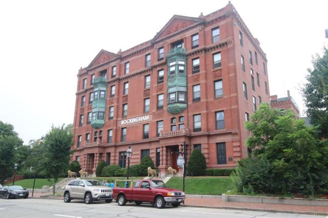 401 State Street #M 402, Portsmouth, NH 03801 (MLS #4719496) :: The Hammond Team