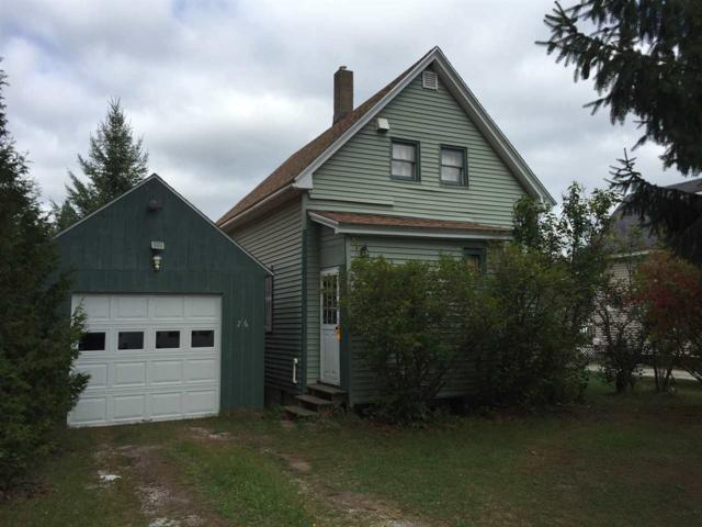 76 School Street, Sheldon, VT 05483 (MLS #4719763) :: Hergenrother Realty Group Vermont