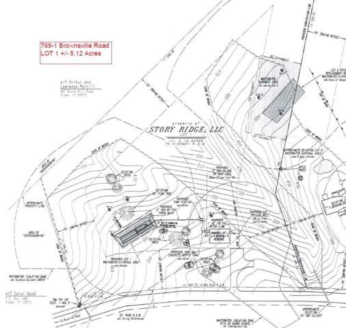 769 Brownsville Road #1, Stowe, VT 05672 (MLS #4719792) :: The Hammond Team
