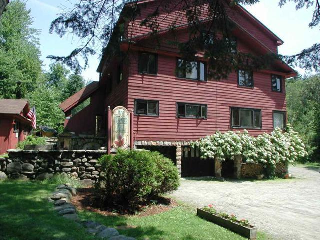 56 Turner Mill Lane, Stowe, VT 05672 (MLS #4719802) :: The Hammond Team
