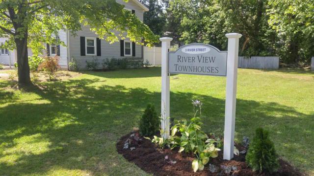 3 River Street 8 Townhouses, Essex, VT 05452 (MLS #4719909) :: The Hammond Team