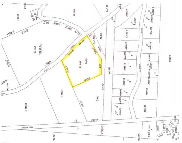 00 Blue Brook (Alt 100) Road, Dover, VT 05356 (MLS #4720347) :: Lajoie Home Team at Keller Williams Realty
