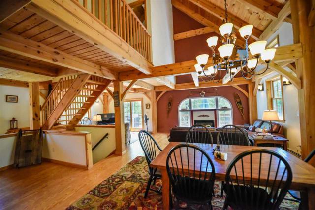 34 Snow Shoe, Wilmington, VT 05363 (MLS #4720643) :: Lajoie Home Team at Keller Williams Realty