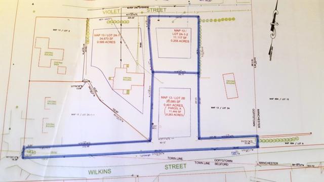 2A-2B Violet & Wilkins Street, Goffstown, NH 03045 (MLS #4721013) :: Lajoie Home Team at Keller Williams Realty