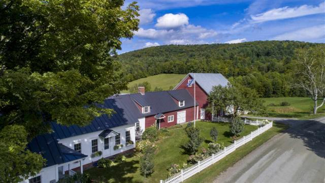 2876 Hartland Hill Road, Woodstock, VT 05091 (MLS #4721296) :: Hergenrother Realty Group Vermont