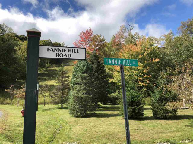 Lot #18 Fannie Hill Road Lot 18, Wilmington, VT 05363 (MLS #4721323) :: Lajoie Home Team at Keller Williams Realty