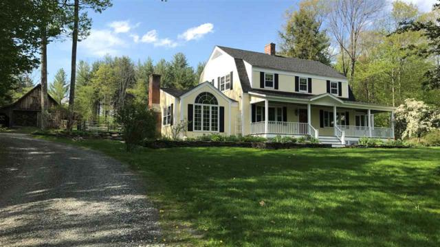 492 Westerdale Road, Woodstock, VT 05091 (MLS #4721629) :: Hergenrother Realty Group Vermont