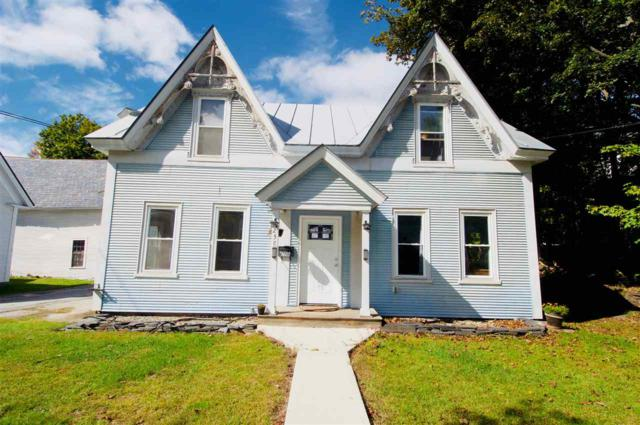 258 South Main Street, Northfield, VT 05663 (MLS #4721678) :: The Gardner Group