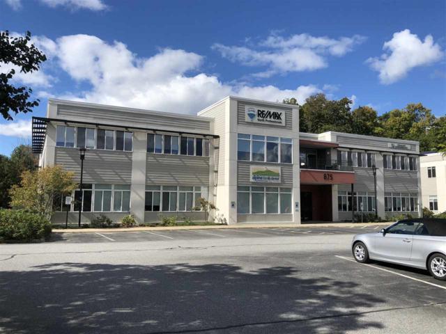 875 Roosevelt Highway #210, Colchester, VT 05446 (MLS #4722171) :: The Gardner Group