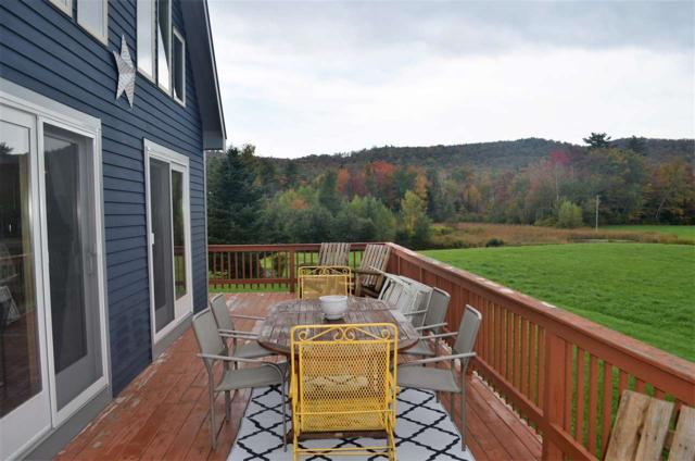 78 Frost Hill Road, Mount Holly, VT 05758 (MLS #4722247) :: The Gardner Group