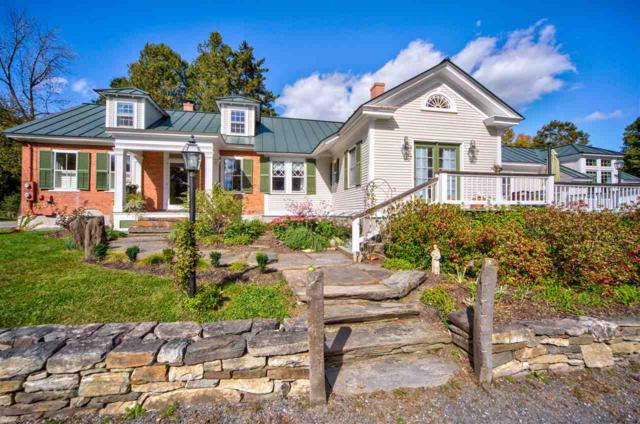 5021 South Road, Woodstock, VT 05071 (MLS #4722443) :: Hergenrother Realty Group Vermont