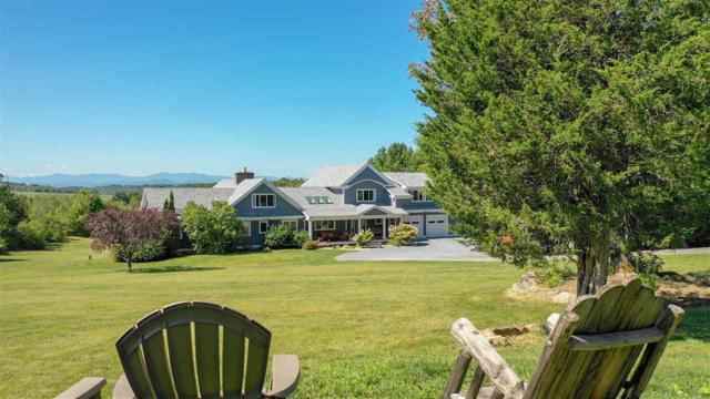335 Upper Meadow Lane, Charlotte, VT 05445 (MLS #4722666) :: The Gardner Group