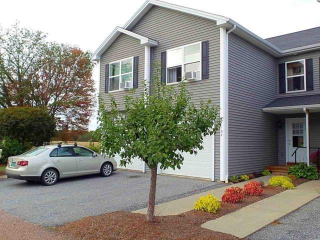 6 East Road #102, Fairfax, VT 05454 (MLS #4722703) :: The Gardner Group