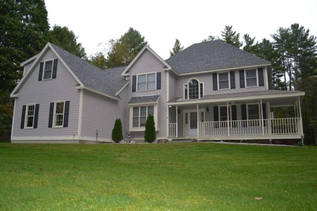 22 Middleton Drive, Bedford, NH 03110 (MLS #4722764) :: Lajoie Home Team at Keller Williams Realty