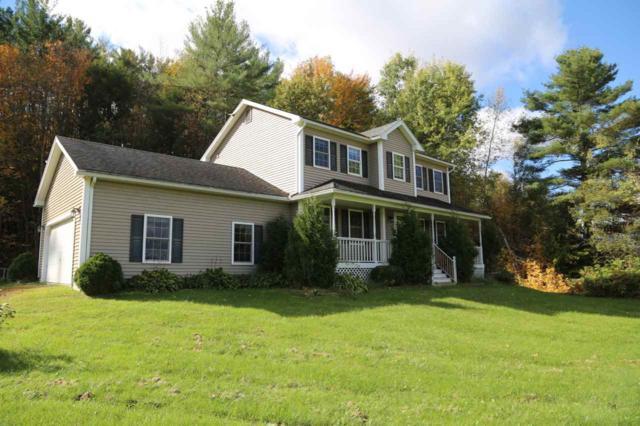 34 Ridge View Drive, Cambridge, VT 05444 (MLS #4723704) :: The Gardner Group