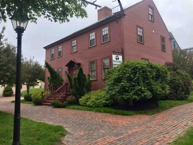 407 Deer Street 6-16, Portsmouth, NH 03801 (MLS #4723782) :: Keller Williams Coastal Realty