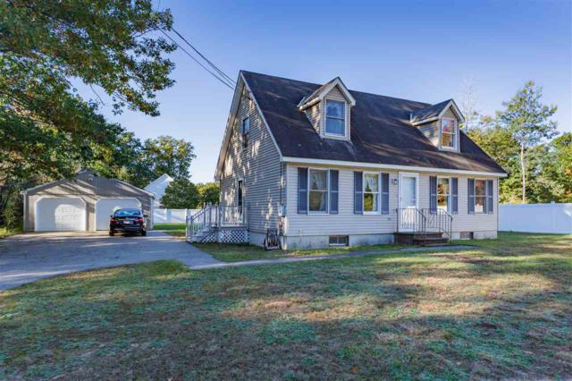 147 Old Dover Road, Rochester, NH 03867 (MLS #4723802) :: Keller Williams Coastal Realty