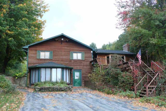 668 Vt 105 Route, Sheldon, VT 05483 (MLS #4723878) :: The Gardner Group