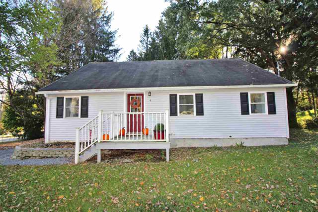 4 Hillside Street, Bennington, VT 05257 (MLS #4724078) :: The Gardner Group