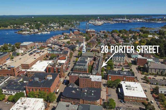 28 Porter Street, Portsmouth, NH 03801 (MLS #4724295) :: Keller Williams Coastal Realty