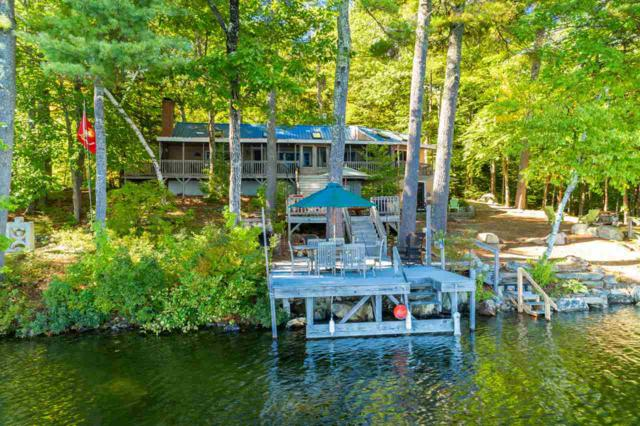 100 W Cove Road, Brookfield, NH 03872 (MLS #4724345) :: Keller Williams Coastal Realty