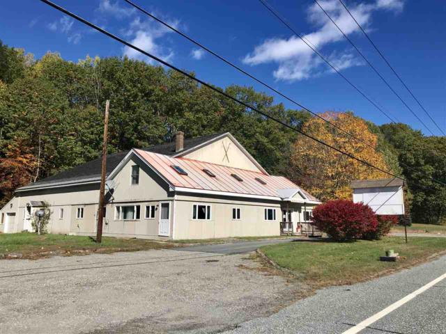 713 Rte 5 North, Norwich, VT 05055 (MLS #4724381) :: Hergenrother Realty Group Vermont