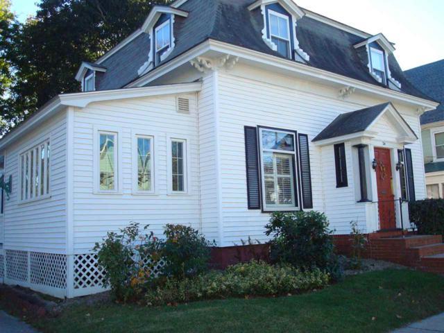 24 Walnut Street, Rochester, NH 03867 (MLS #4724605) :: Keller Williams Coastal Realty