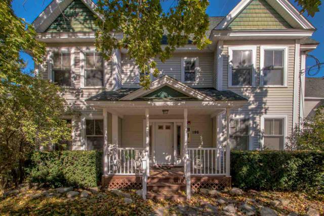 196 East Main Street #1, Conway, NH 03818 (MLS #4724664) :: Keller Williams Coastal Realty