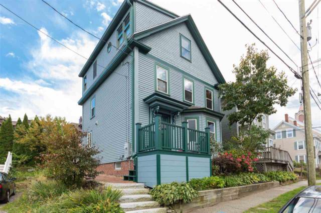 324 Hanover Street, Portsmouth, NH 03801 (MLS #4724689) :: Keller Williams Coastal Realty