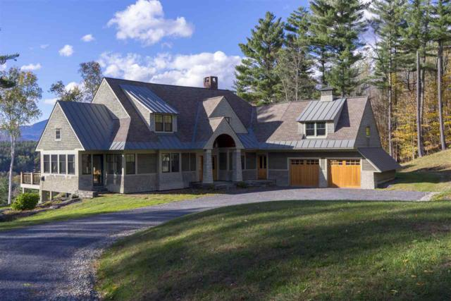 201 Taber Hill Road, Stowe, VT 05672 (MLS #4724718) :: The Hammond Team