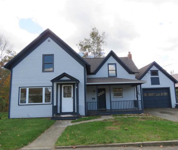 96 Maple Street, Newport City, VT 05855 (MLS #4724827) :: The Gardner Group