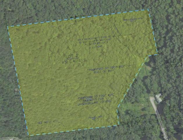 Lot 2 Bishop Road, Hinesburg, VT 05461 (MLS #4725046) :: Hergenrother Realty Group Vermont