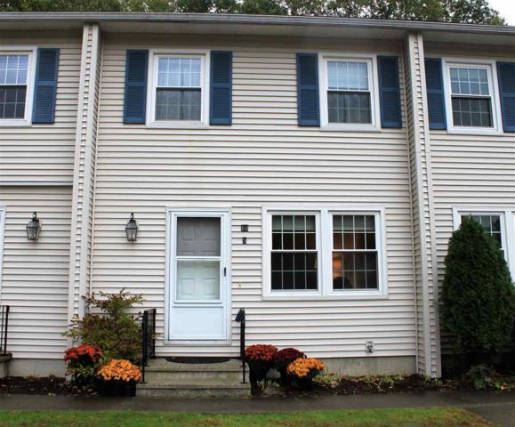 60 Woodlins Circle #5, Colchester, VT 05446 (MLS #4725215) :: The Gardner Group