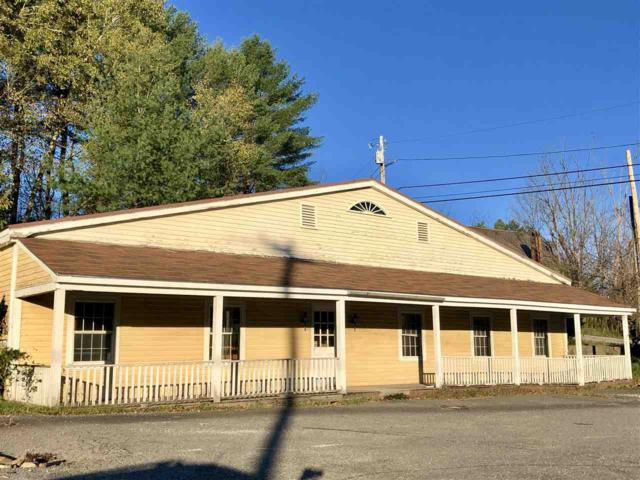 2309 North Main Street, Londonderry, VT 05148 (MLS #4725346) :: Keller Williams Coastal Realty