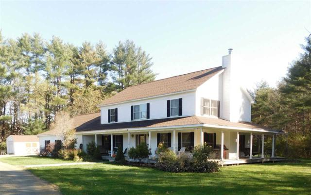 74 Butternut Road, Norwich, VT 05055 (MLS #4725367) :: Hergenrother Realty Group Vermont