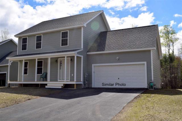 91 Millers Farm (Lot 17) Drive, Rochester, NH 03868 (MLS #4725742) :: The Hammond Team
