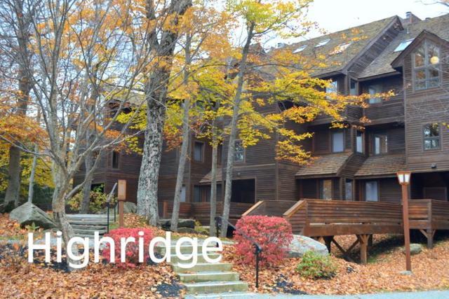 112 High Ridge Road D 17, Killington, VT 05751 (MLS #4725751) :: The Gardner Group
