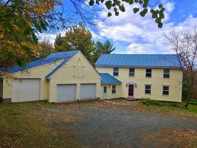 1 Saddle Run Road, Hanover, NH 03755 (MLS #4725818) :: Hergenrother Realty Group Vermont