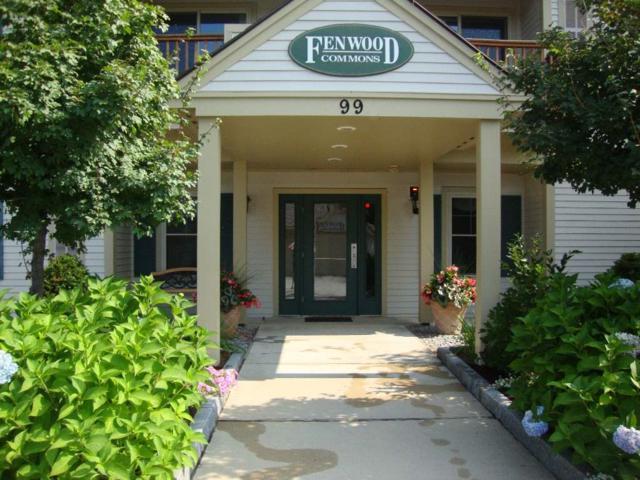 106 Fenwood Commons #106, New London, NH 03257 (MLS #4726075) :: Team Tringali